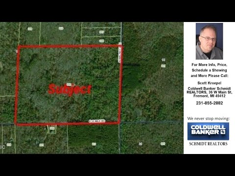 12200 N Walnut Avenue, Bitely, MI Presented by Scott Kroepel.