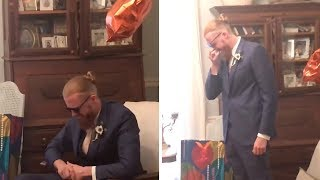 Husband Gets Enchroma Glasses For Wedding Present