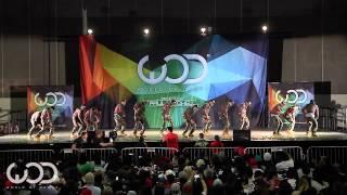 King of Buck 3rd Place   World of Dance LA 2014 #WODLA
