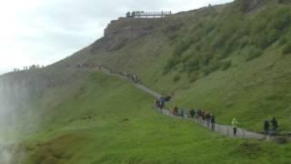 Islande la chute Gulfoss falls (ISL4d)  Iceland