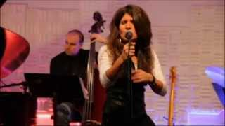 BETTY HARLAFTI - SUMMERTIME (live from jazz club in New York)