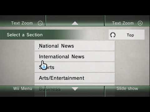 News Channel: Unused Featured News Section