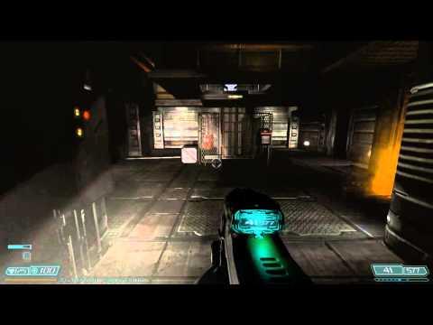 Doom 3: BFG Edition: Lost Mission - Level 03: Underground: Mars City Service Sub-Level 1  