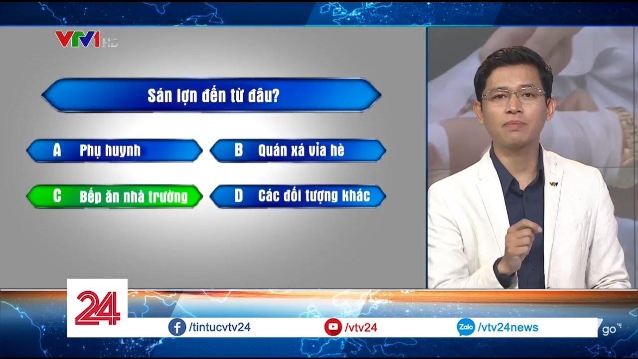 Tiêu Điểm Tuần: Sán lợn đến từ đâu? | VTV24