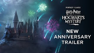 Harry Potter: Hogwarts Mystery - Official Anniversary Trailer 2021