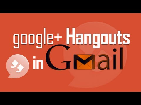 Enable Or Remove Google+ Hangouts In Gmail