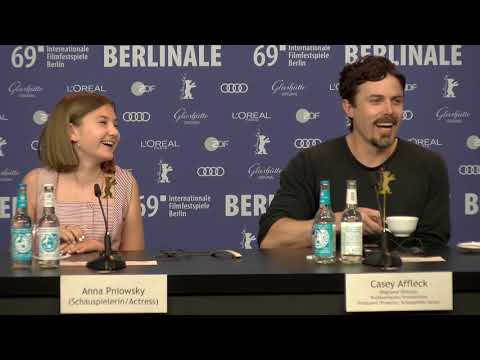 Casey Affleck On Sci-Fi And Desaster Movies At Berlinale