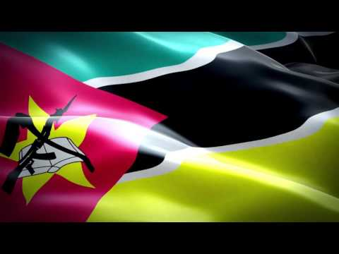 علم موزمبيق Mozambique flag