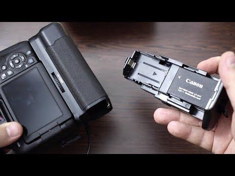 Батарейный держатель Grip для Canon 800D ► SAMTIAN / Travor