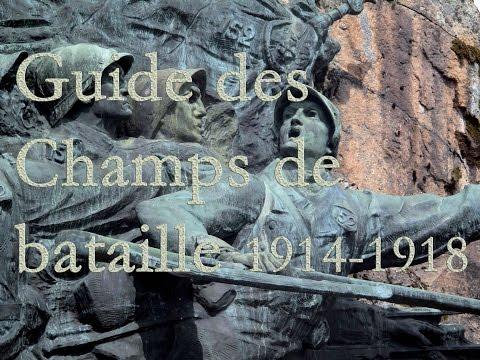 Michelin et les guides des champs de bataille 1914-1918