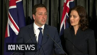 Victorian election: Liberal leader Matthew Guy concedes defeat | ABC News