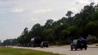 President Obama Escort in Stuart Florida