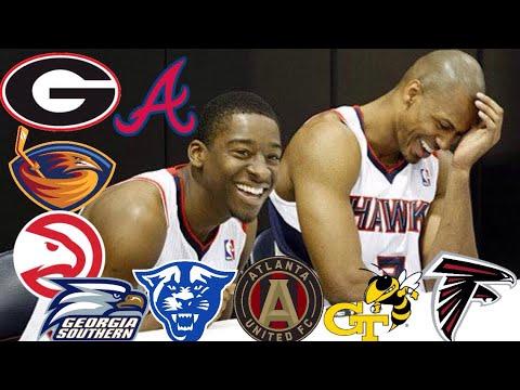 Georgia Sports Funny Moments