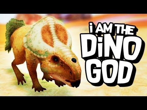 GOD OF MY OWN DINO BIOSPHERE - Tyto Ecology
