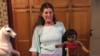 American Girl Kaya HACKS and Battat Horse CRAFTS
