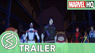 Marvel Rising: Chasing Ghosts | Vistazo