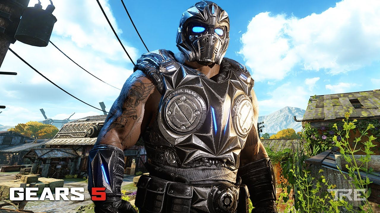 This is the PERFECT VERSION of OSOK in GEARS 5