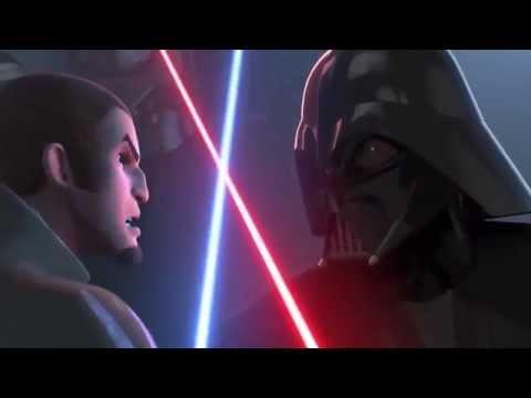 Kleurplaten Lego Star.Star Wars Rebels Season 2 Trailer Youtube