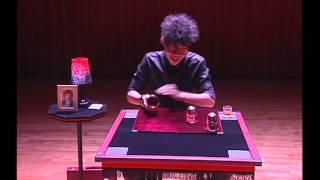 Red Tsai Mahjong Routine 蔡士弘 麻將魔術 FISM ver.