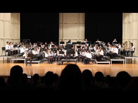 """""""The Carnival of Venice (Fantasie & Variations)"""" by Julius Benedict - HIS Symphonic Band 2017"""