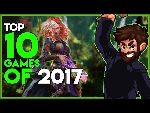 The Top 10 Games of 2017 - Judge Mathas