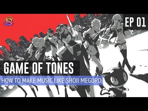 How to Compose Music like Shoji Meguro (Persona) // Jazz · VGM · Chill