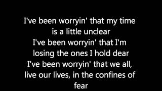 The Fear - Ben howard lyrics