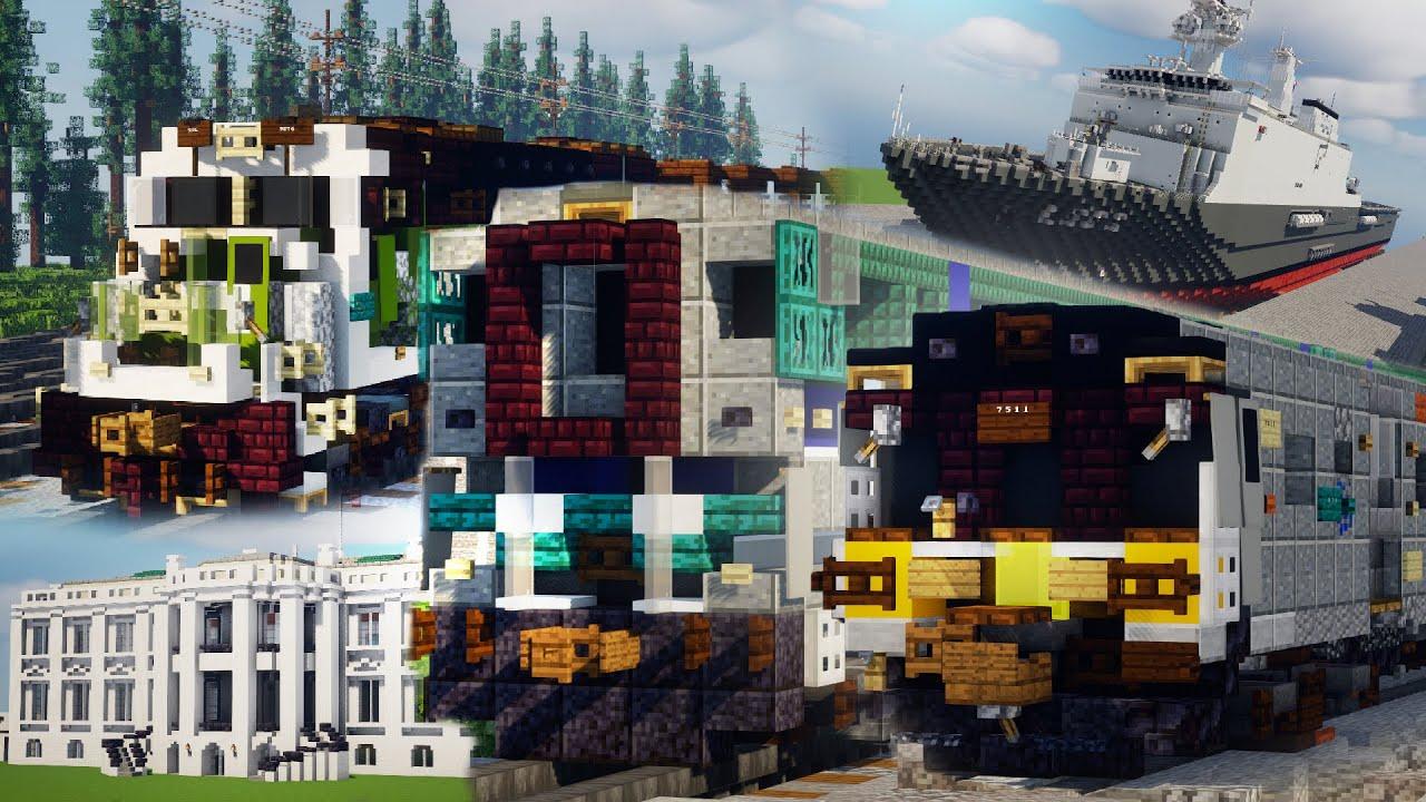 Minecraft Foxshot Realistic Server Update 40