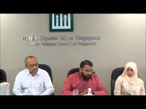 Inheriting a Complex World with Sheikh Dr Yasir Qadhi 15 May 2015