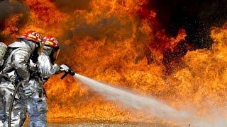 Świebodzice Pożar Hala lakierni 16 03 2017