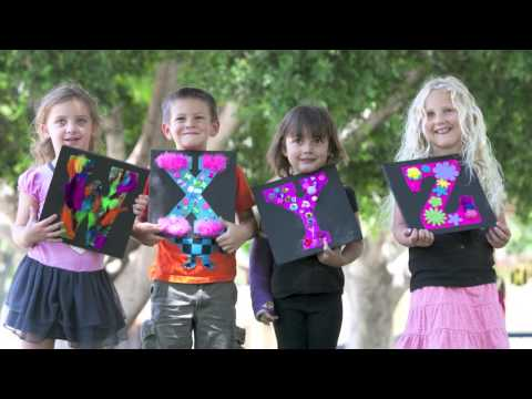 A, Youre Adorable Song, with Tiny Tots 2013