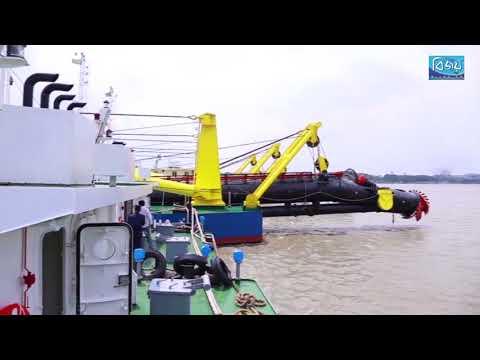 UNNOYONER POTHEY = DREDGERS, DREADGING & KARNAPHULY SHIP BUILDERS