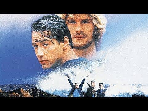 🎥 На гребне волны (Point Break) 1991 Trailer