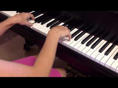 Suzuki Piano - Au Claire de la Lune