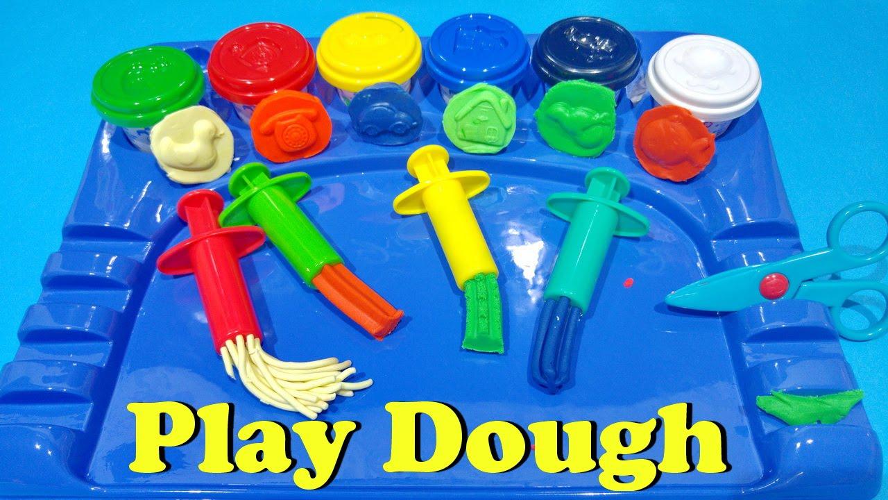 playdough videos for children playdough dough shooters toy videos juguetes de plastilina play. Black Bedroom Furniture Sets. Home Design Ideas