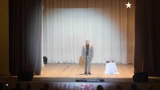 Смотреть Николай Лукинский. Выступление в с.Верх-Тула, 24.02.19 ч.1 онлайн