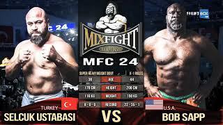 Selçuk ustabaşı VS bob sapp  kick boks maçı