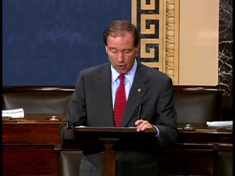 Tom Udall: Echoing Your Calls for Healthcare Reform
