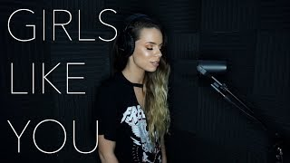 Download Lagu Girls Like You - Maroon 5 (Cover By DREW RYN) Mp3
