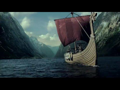 The Viking Voyage To America  History Documentary