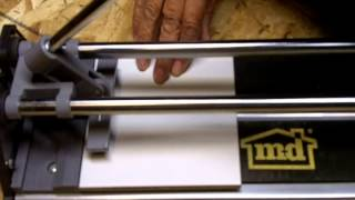 How to Use a Manual Tile Cutter  Beginners Guide