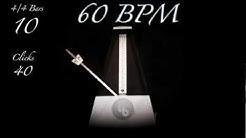 60 BPM Metronome