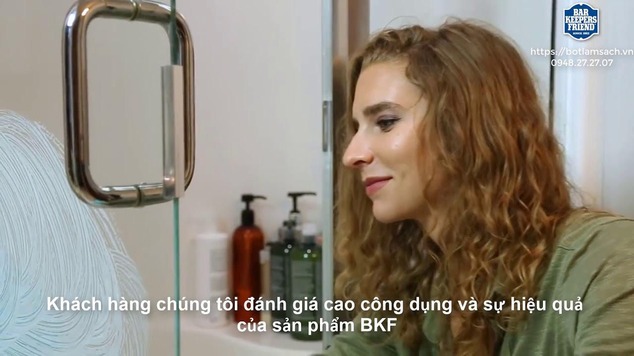 BỘT LÀM SẠCH BKF - Thông tin chi tiết sản phẩm!!!