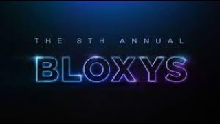 Bloxy Awards 2021