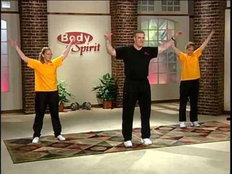 "Body & Spirit Aerobics -  Relief from ""Migraine Headaches"" #053"