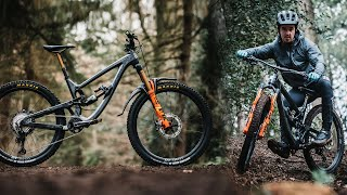 DREAM BUILD MTB - Saracen Ariel // Danny Hart
