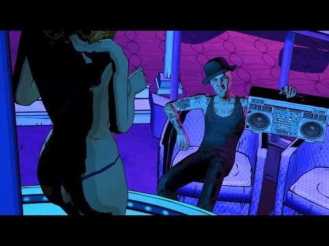 Little Mermaid Working Stripper in a Club (Wolf Among Us   Telltale   Nerissa Fable)