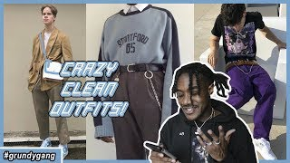 RATING SUBSCRIBERS OUTFITS #8| LOUIS VUITTON, RALPH LAUREN, NIKE & VLONE | Streetwear