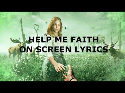 FAR CRY 5 - Help Me Faith On Screen Lyrics