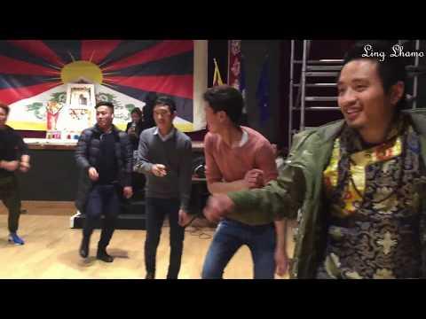 Hoedown with Tibetan dances